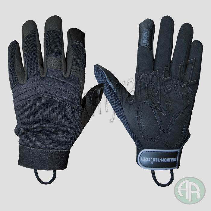1ae174dea Taktické rukavice USM - prstové, černá - vel. L, Helikon | www ...