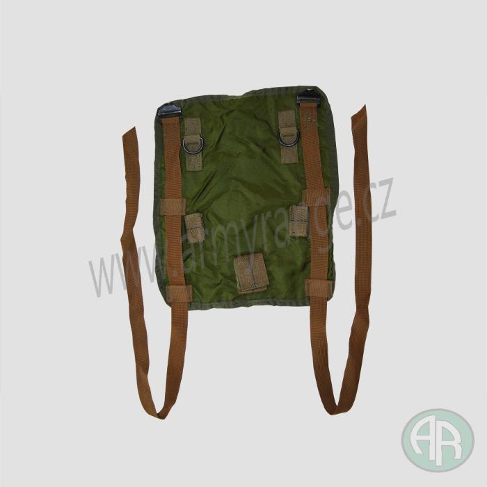 Nosič na spacák M1967, olivová, - , originál US Army